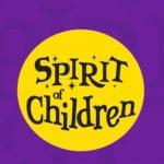 """The """"Spirit of Children"""" logo."""