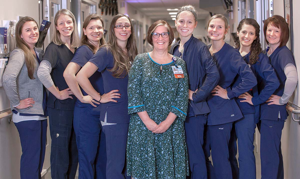 Penn State Nursing >> Heart And Vascular Progressive Care Unit Receives Second