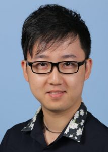 A head-and-shoulders photo of Chixiang Chen, student in the Biostatistics PhD program at Penn State College of Medicine