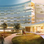 Arttist rendering of our Penn State Children's Hospital expansion opening in Fall 2020