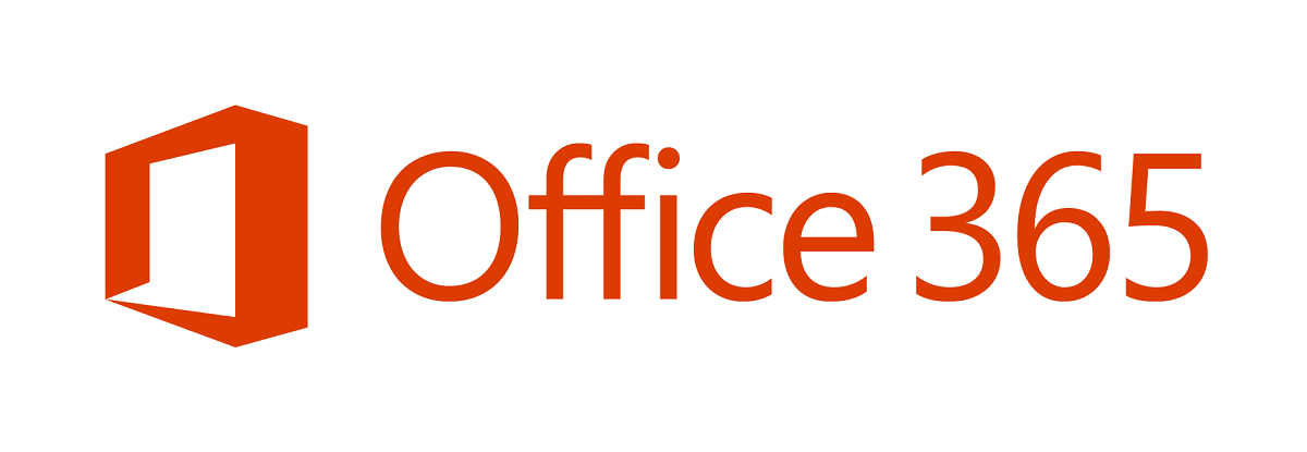 Image shows the Office 365 logo, the words Office 365 to the left of a box.