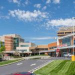 An external photo of Geisinger Holy Spirit Hospital