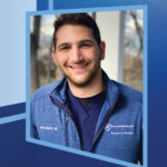 """Image shows a portrait of Dr. Marko Zegarac next to the words """"Our students present Exceptional Moments in Teaching Residents/Fellows."""""""