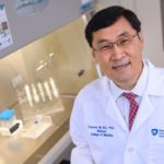 Dr. Thomas Ma, professor and chair of the Department of Medicine at Penn State College of Medicine, smiles for a photo