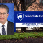 A heat shot of Steve Ettinger, vice president and physician leader of Cardiovascular Services at Penn State Health